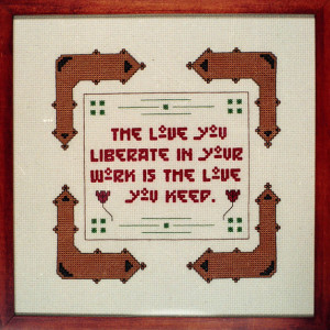 The Love You Keep