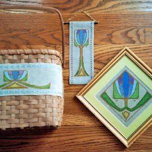 Diamond Tile Set