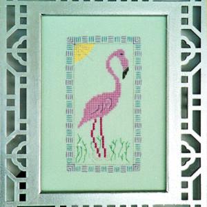 Deco Flamingo