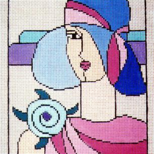 Deco Femme Canvas