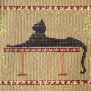 Feline Queen Canvas