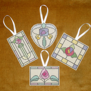 Ornaments Set II